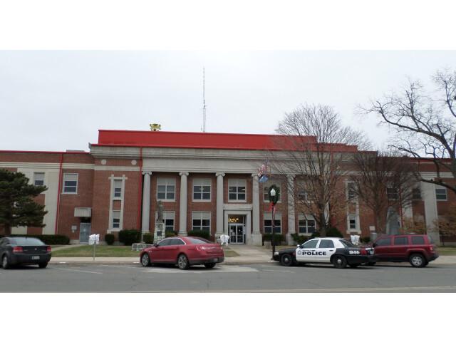 Seminole County OK Courthouse image