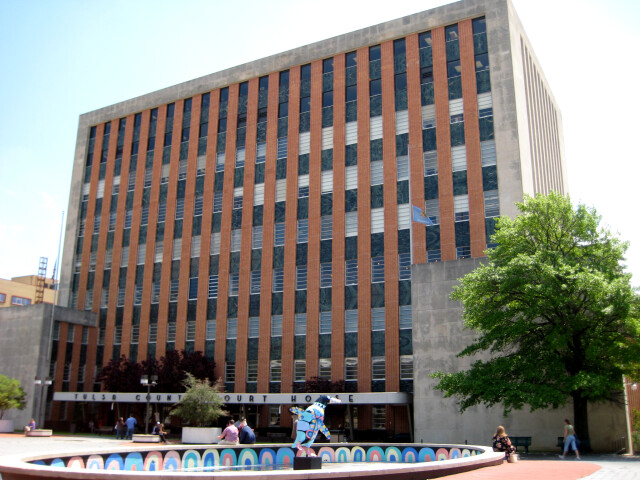 Tulsa County Courthouse image
