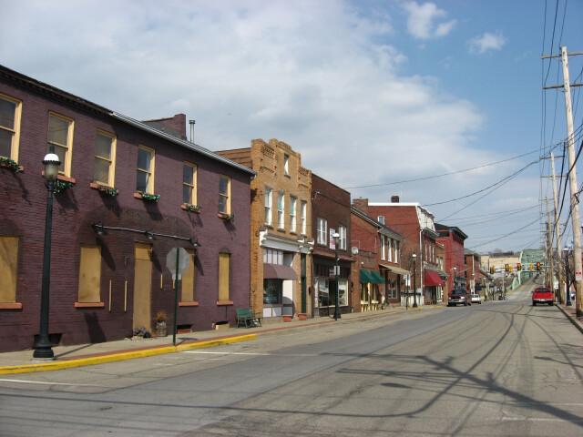 Bridge Street  Bridgewater  Pennsylvania image