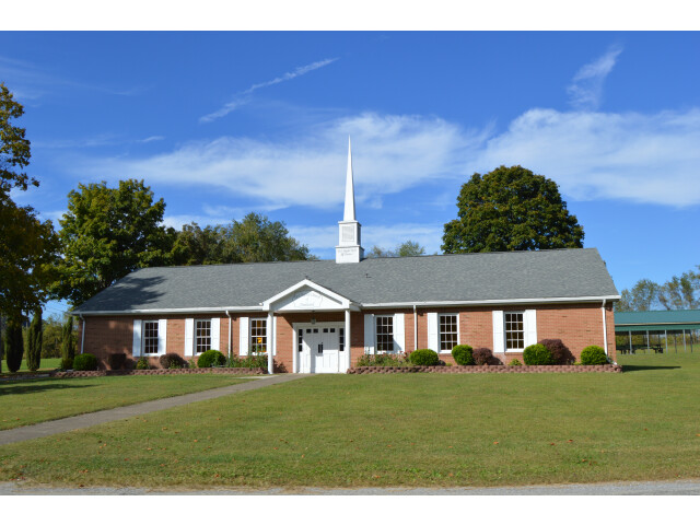 First Baptist Church of Dunkard image