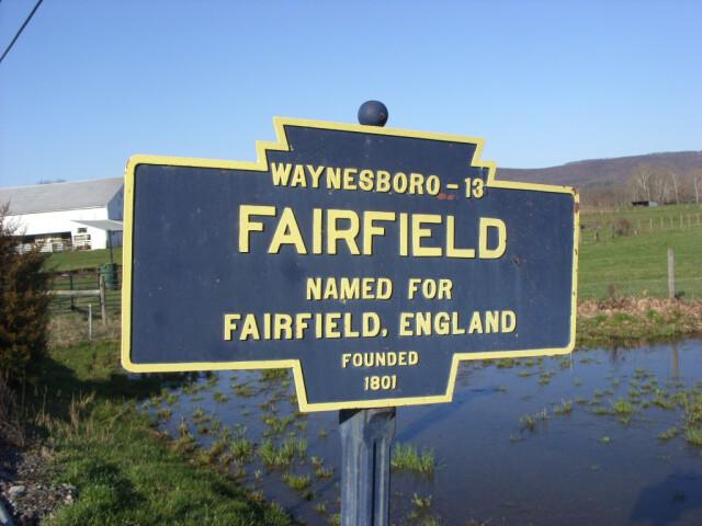 Fairfield  PA Keystone Marker 2 image