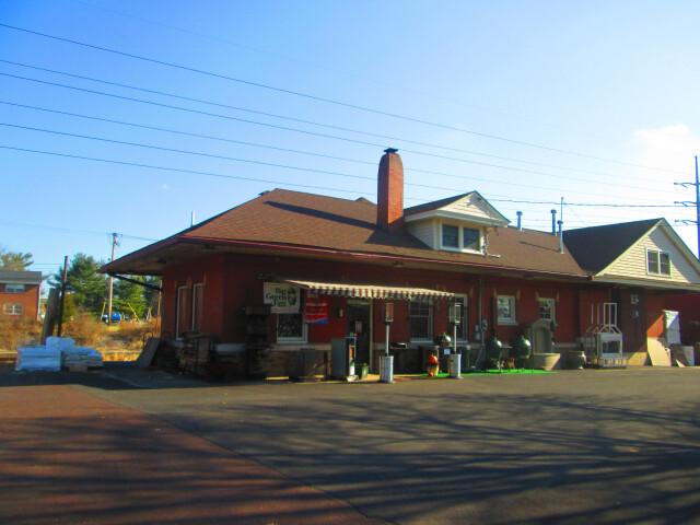 Hatfield Station Hatfield  Montco  Pennsylvania image
