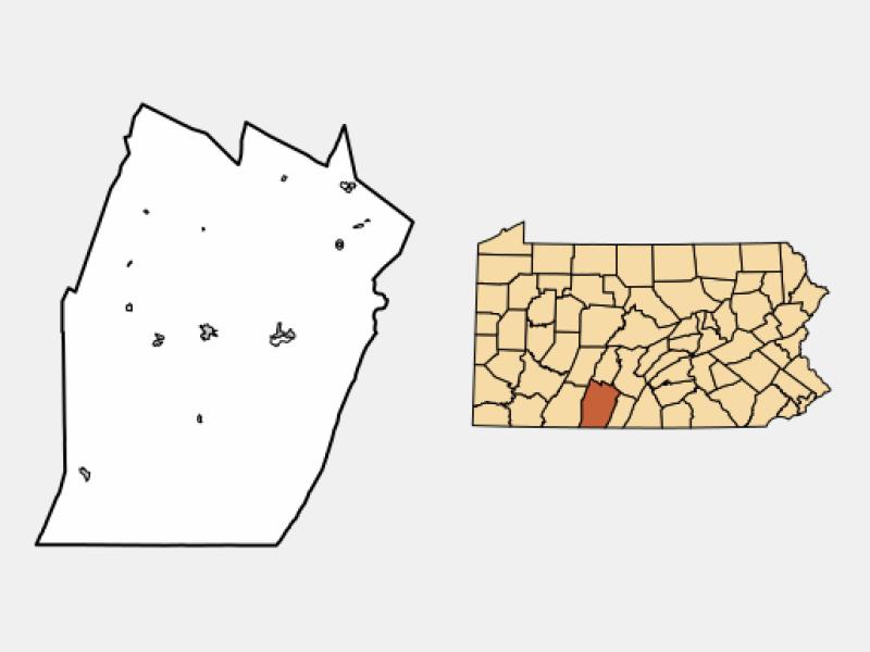 Hopewell locator map
