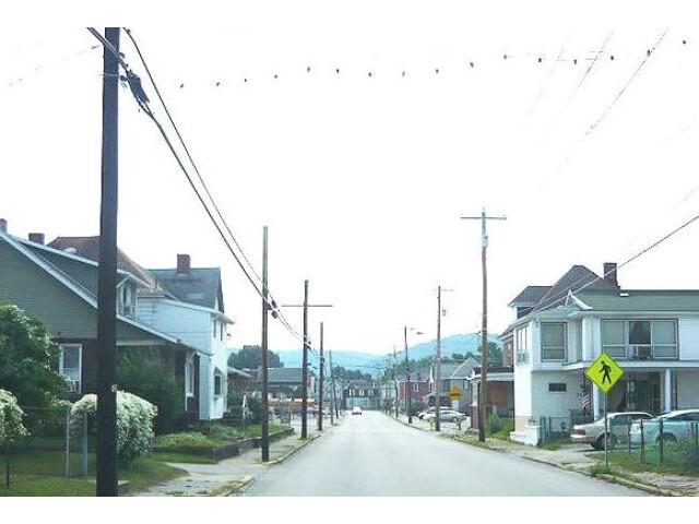 Pittsburgh Street Borough of South Connellsville Pennsylvania alt image
