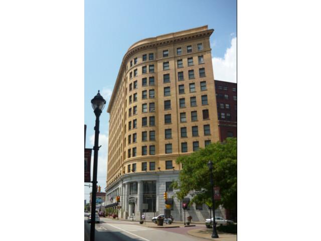Fayette Building Uniontown Pennsylvania image