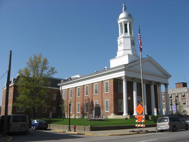 Greene County Courthouse  Waynesburg image