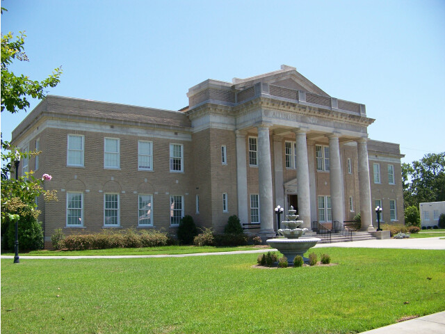 Allendale County Courthouse image