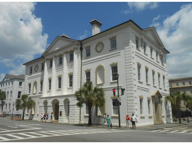 Charleston County Courthouse 2013 image