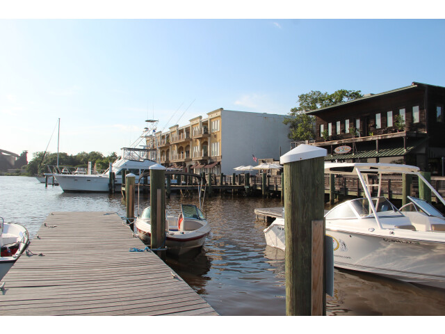 Georgetown  South Carolina harbor image