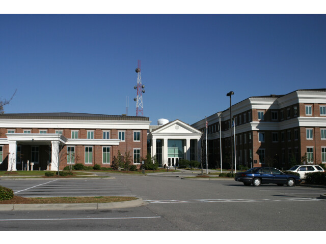 New Horry County Courthouse and county office complex  Conway  South Carolina '18 November 2006' image