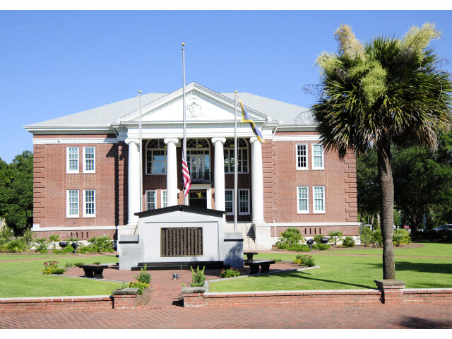 Jasper County Court House image