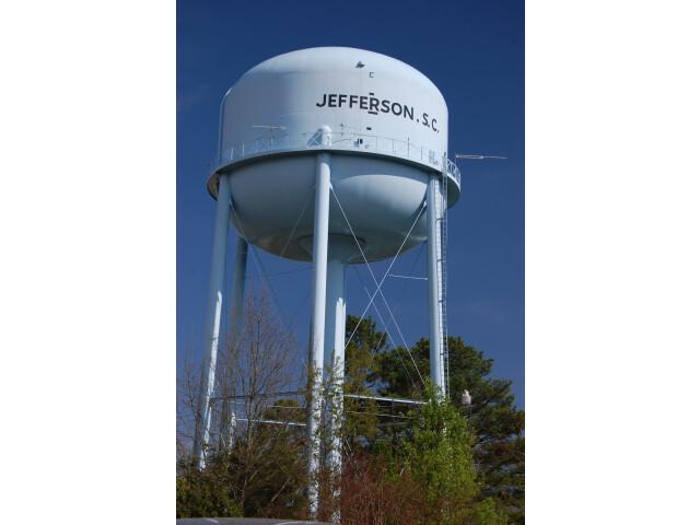 JeffersonSCWaterTower image