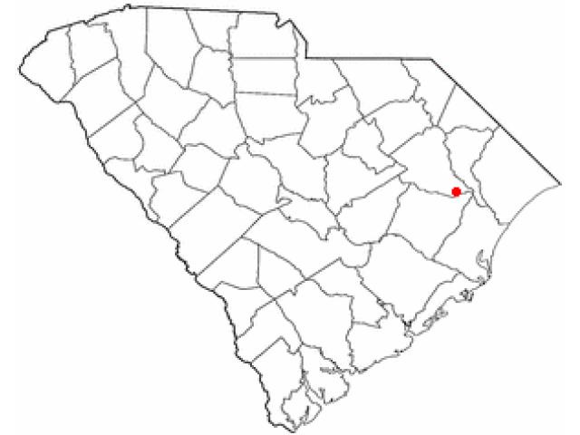 Johnsonville locator map
