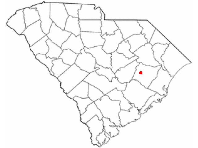Kingstree locator map