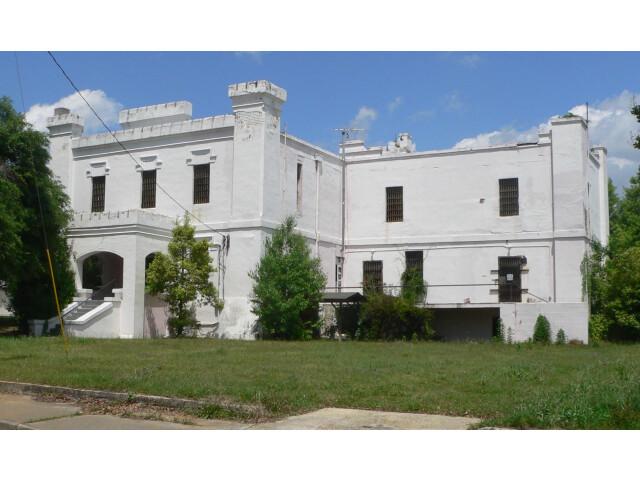 Old Orangeburg Co SC jail from SW 1 image
