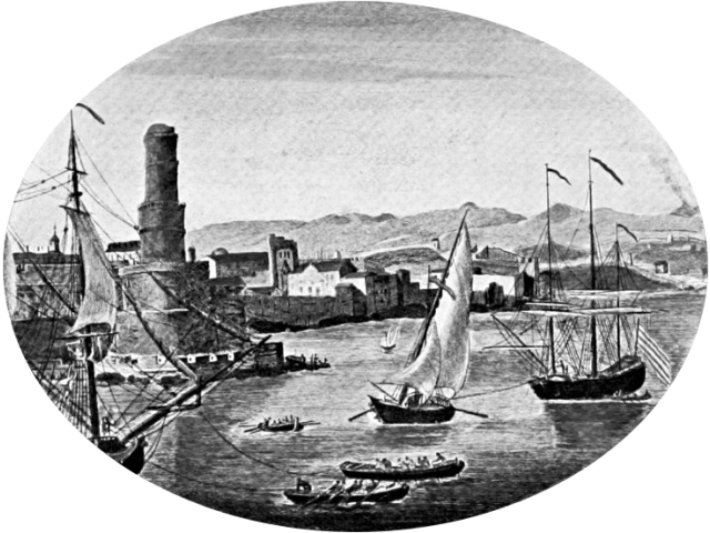 Old Port Royal - Project Gutenberg eText 19396 image