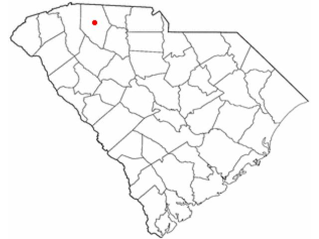Saxon location map
