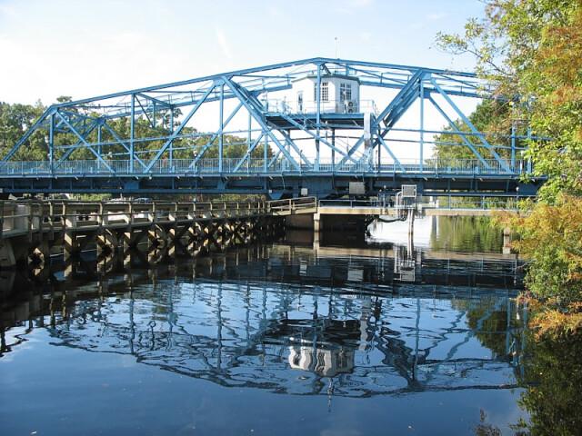 Socastee Swing Bridge image