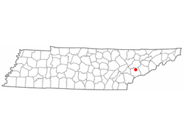 Alcoa locator map