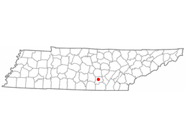Altamont locator map