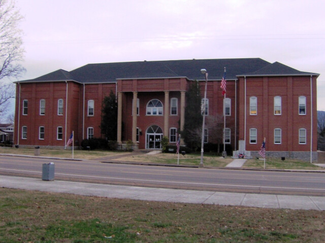 Bledsoe-county-tennessee-courthouse1 image