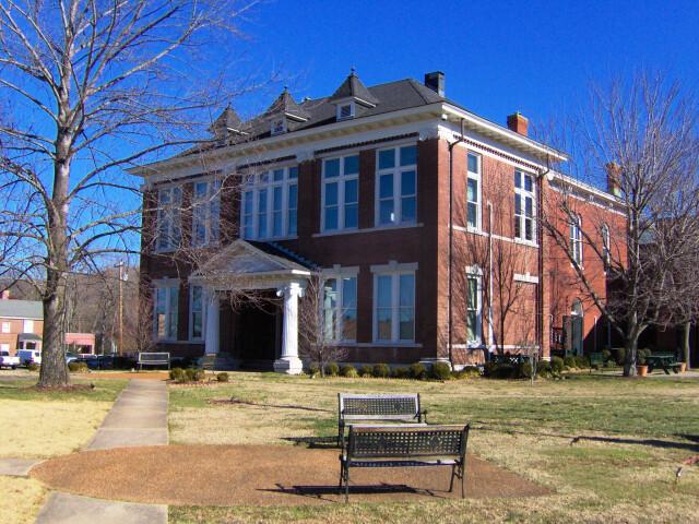 Cheatham-county-courthouse-tn1 image