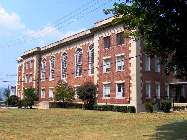 Cocke-county-tennessee-courthouse image