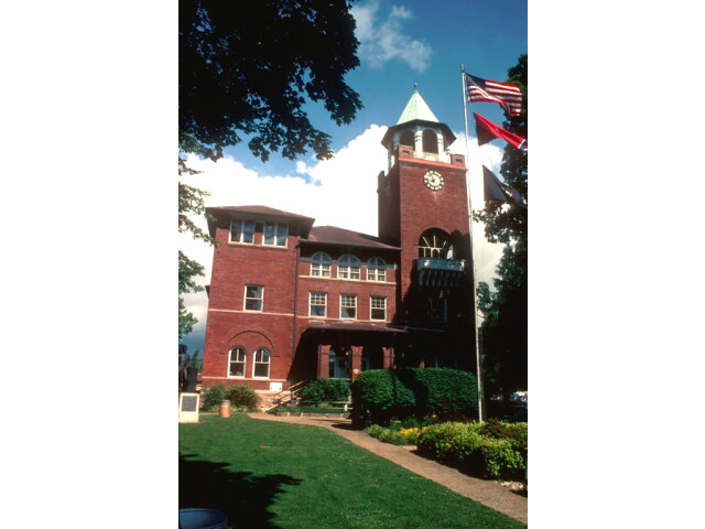 Rhea county courthouse usda image