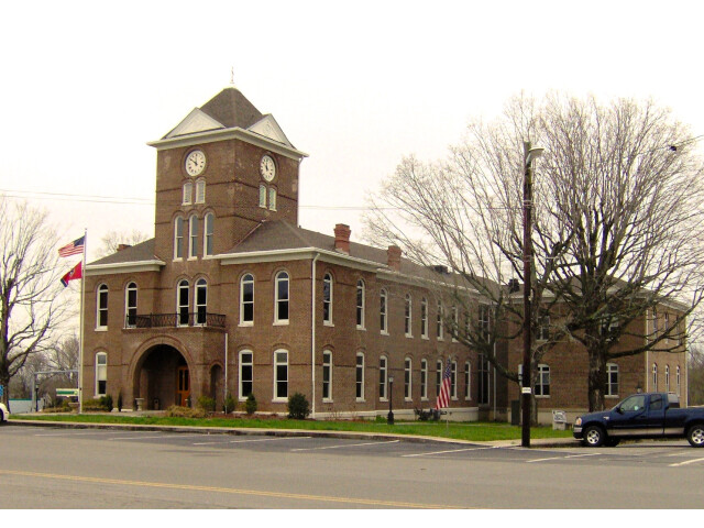 Meigs-county-courthouse-tn1 image