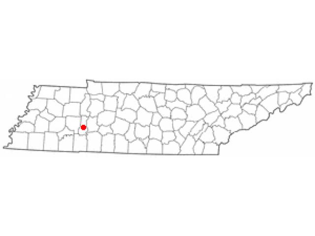 Decaturville location map
