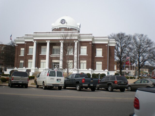 Dyer County Tennessee Courthouse image