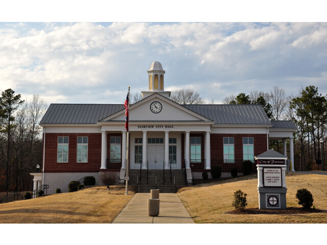 Fairview City Hall image