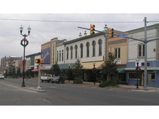 Fayetteville Tennessee square image