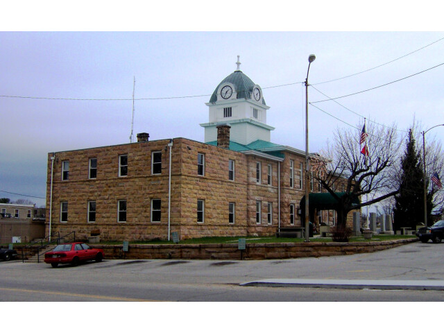 Fentress-county-tennessee-courthouse image