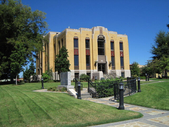 Lauderdale County court house Ripley TN 2013-09-14 008 image