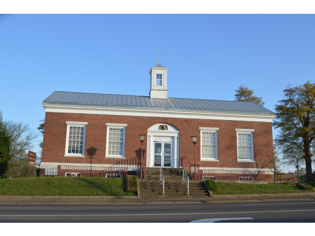 Lexington former post office 38351 image