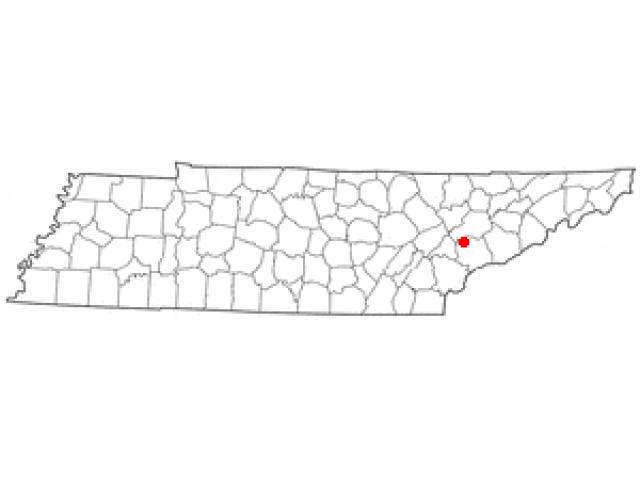 Louisville locator map