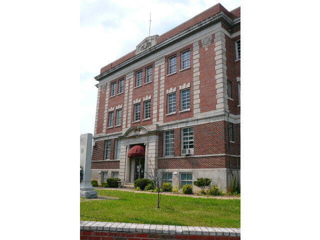Perry County Tennessee Courthouse image
