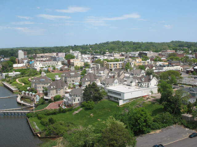 Aerial view of Red Bank image