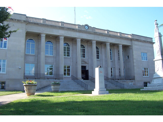Rutherford County Courthouse image