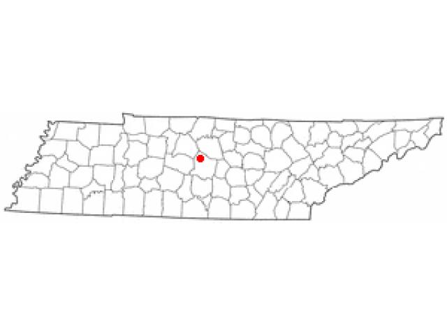 Smyrna locator map
