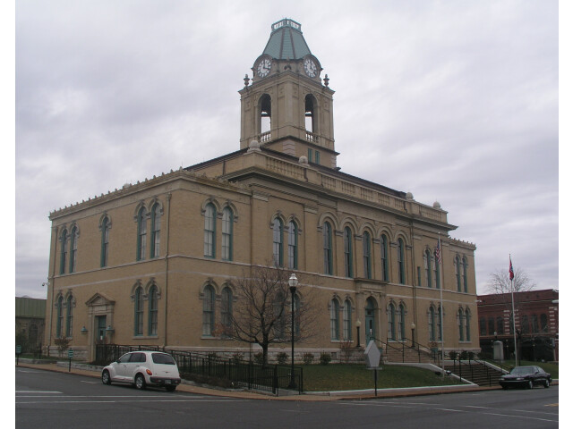 Robertson County Tennessee Courthouse image