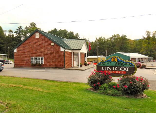 Unicoi-town-hall-tn1 image