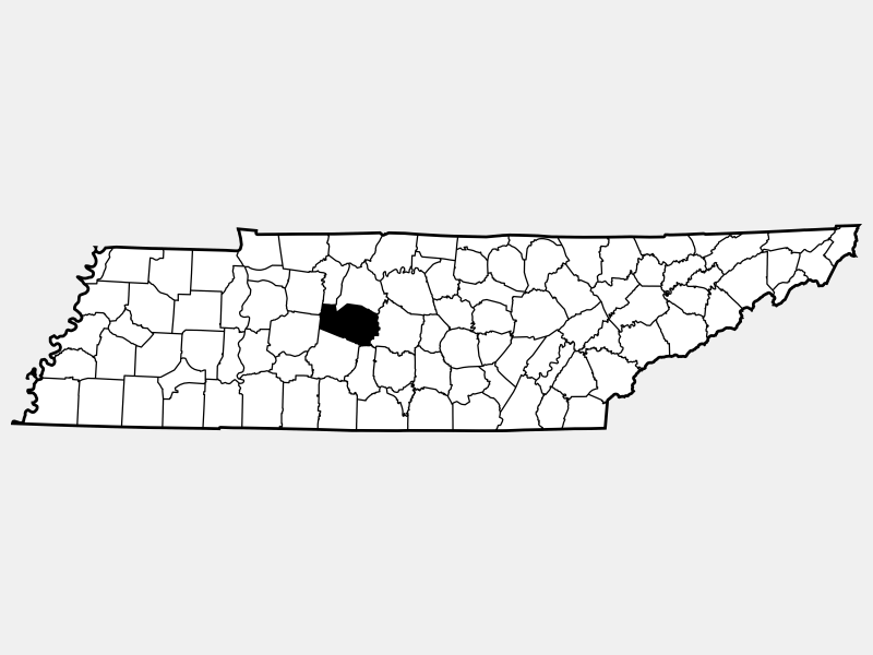 Williamson County locator map