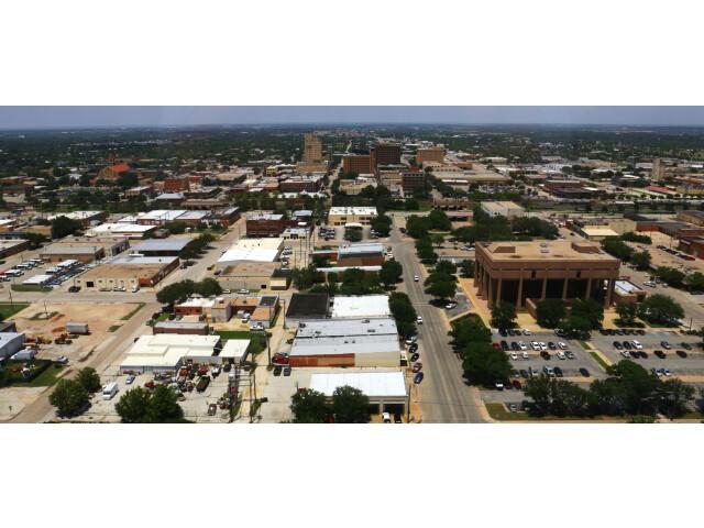 Abilene from the Enterprise Building image