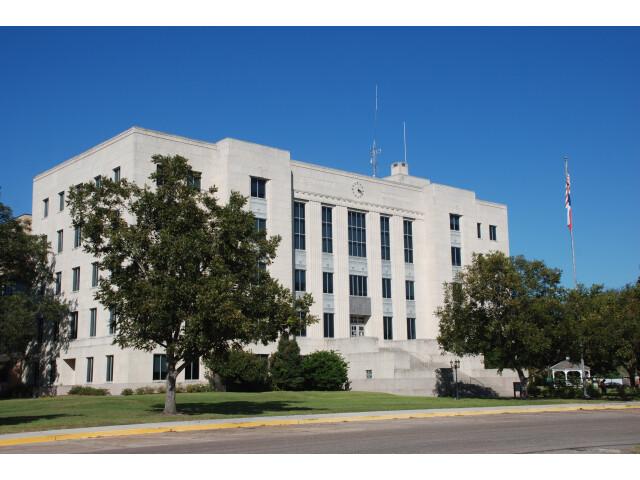 Angleton TX Brazoria county courthouse DSC 6280 ad image