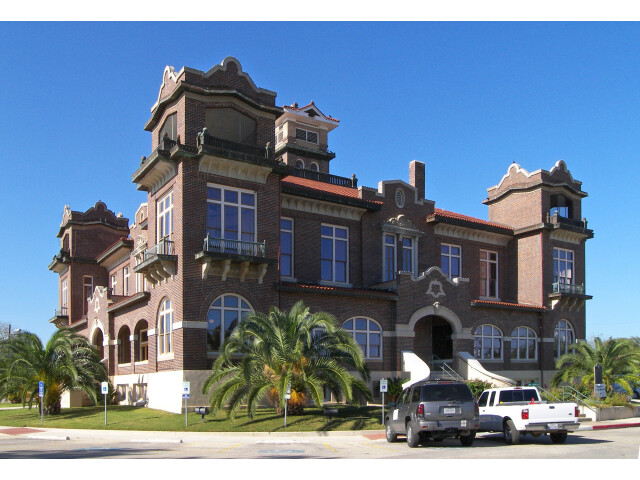 Atascosa county courthouse image