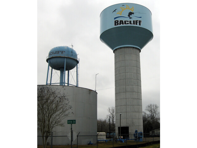 New Bacliff WaterTower image