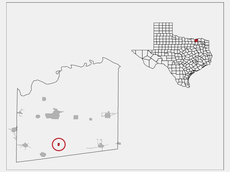 Bailey locator map