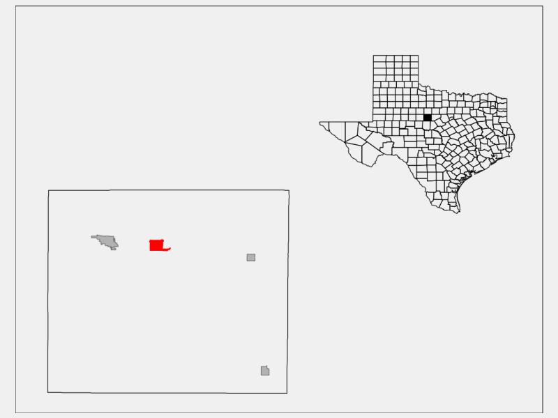 Baird locator map